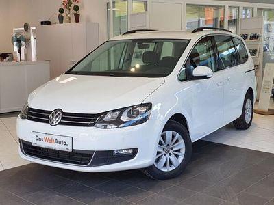 gebraucht VW Sharan Business TDI SCR Kombi / Family Van