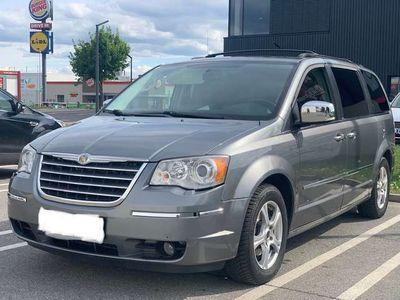 gebraucht Chrysler Grand Voyager Limited 2,8 CRD Aut.|VOLLLEDER|ELEKTRSICHE TÜREN|