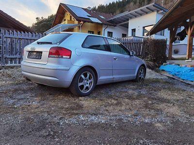 gebraucht Audi A3 2.0Tdi Sportwagen / Coupé
