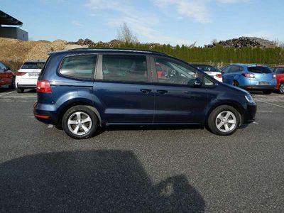 gebraucht VW Sharan Trendline BMT 2,0 TDI DPF Kombi / Family Van