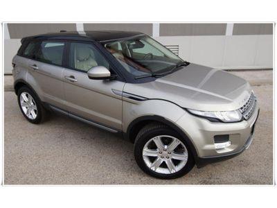 gebraucht Land Rover Range Rover evoque Pure Tech 2,2 SD4 Aut. Xenon,Leder,Kamera,Lenkradh