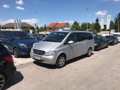 gebraucht Mercedes Viano CDI 2.2 Kombi / Family Van,