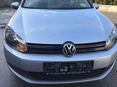 gebraucht VW Golf Comfortline 2.0 TDI 4Motion Klein-/ Kompaktwagen