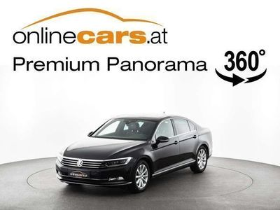 used VW Passat HL 2,0 TDI BMT SCR DSG LEDER NAVI AHK LE... Limousine,
