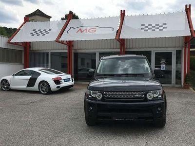 gebraucht Land Rover Range Rover Sport 3,0 TdV6 HSE DPF Facelift SUV / Geländewagen