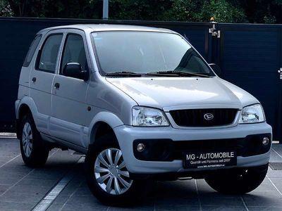 gebraucht Daihatsu Terios 1,3 Plus / ERSTBESITZ SUV / Geländewagen