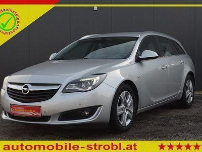 gebraucht Opel Insignia ST 1,6 CDTI Busn.Edition !Livestream Besichtigung m