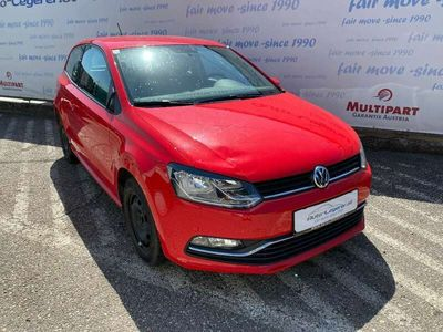 gebraucht VW Polo Touch 1,0 BMT