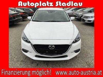 gebraucht Mazda 3 Sport CD105 Challenge *FINANZIERUNG MÖGLICH