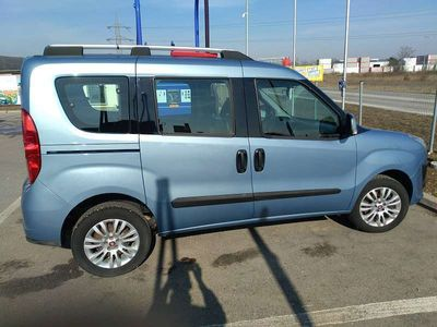 gebraucht Fiat Doblò Kombi / Family Van,