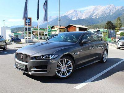 gebraucht Jaguar XE 2.0I 4D AWD R Sport