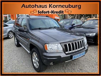 "gebraucht Jeep Grand Cherokee Limited 2,7 ""Vision"" CRD Limited Vision*ALLRAD!!!*"