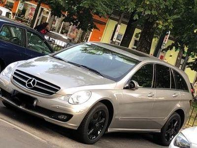 gebraucht Mercedes R320 CDI 4MATIC Aut.