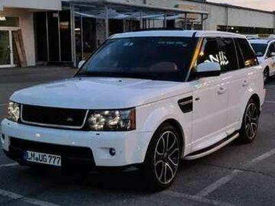 gebraucht Land Rover Range Rover Sport SDV6 Black Edition * Tip Top*