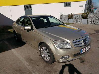 gebraucht Mercedes C220 C-KlasseBleuEFFICENCY, Automatik nur 114000km Limousine
