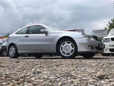 gebraucht Mercedes C200 C-KlasseCoupé pure CDI **EXPORT** Sportwagen / Coupé