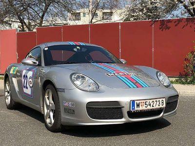gebraucht Porsche Cayman S (3,4L 987) Sport Chrono Sportwagen / Coupé,