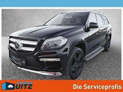 gebraucht Mercedes GL350 BlueTEC 4MATIC ***Panoramaschiebedach***