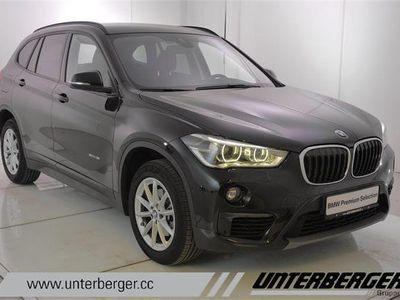 used BMW X1 sDrive18i