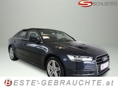 gebraucht Audi A6 2,0 TDI AT S-Tronic S-Line (NP € 62.000,-)