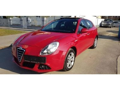 used Alfa Romeo Giulietta Limousine,
