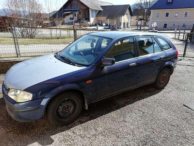 gebraucht Mazda 323F BJ DITD Klein-/ Kompaktwagen