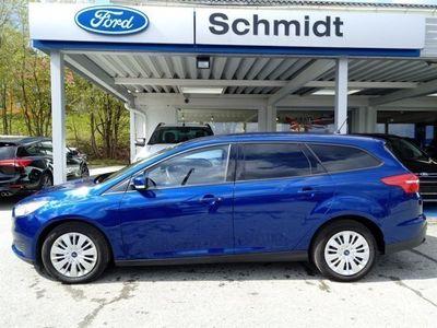 gebraucht Ford Focus Traveller 1,5 TDCi Trend