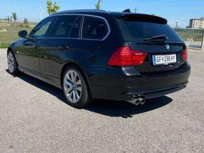 gebraucht BMW 325 3er-Reihe Kombi Diesel (E91) Touring Aut.