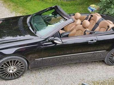 gebraucht Mercedes CLK320 Cabrio Avantgarde CDI Aut.