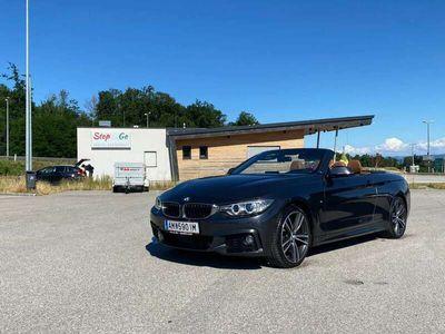 gebraucht BMW 430 4er-Reihe Cabrio Diesel (F33) Cabrio M Sport Aut.