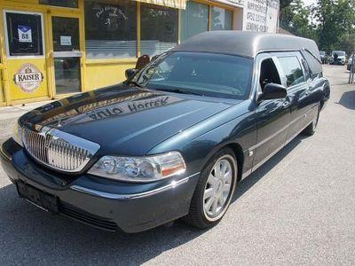 gebraucht Lincoln Town Car 4,6 Aut. Bestattungswagen