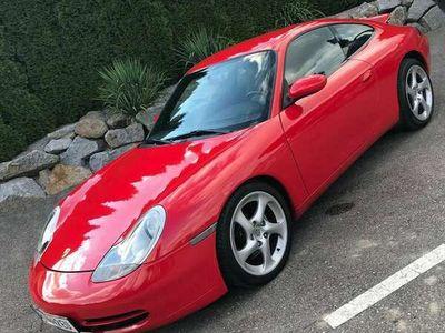 gebraucht Porsche 911 Carrera 996 Coupé