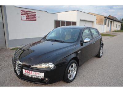 gebraucht Alfa Romeo 147 Alfa 1,6 Twin Spark *52500 KM*EXPORT*