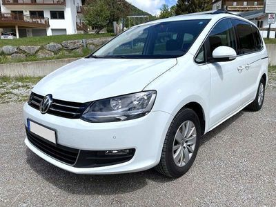 gebraucht VW Sharan 2.0 TDi BlueMotion ComfortLine +AHK Kombi / Family Van
