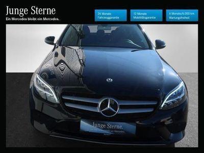 gebraucht Mercedes C220 C-Klassed 4MATIC Aut. Limousine