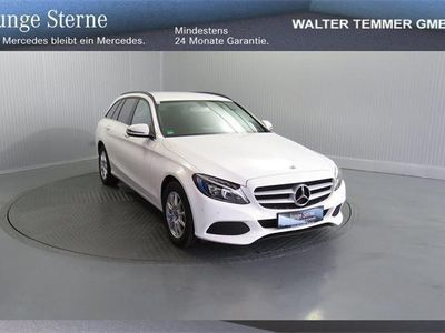 used Mercedes C200 d T-Modell