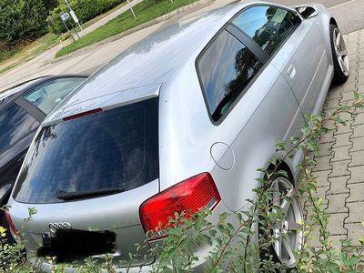 gebraucht Audi A3 1,9 TDI Klein-/ Kompaktwagen
