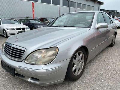 gebraucht Mercedes S320 S-KlasseCDI Aut. (Ohne Pickerl) Limousine