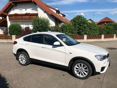 gebraucht BMW X4 xDrive 20d Aut.