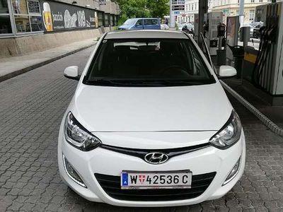 brugt Hyundai i20 1.25 Life Klein-/ Kompaktwagen,