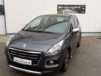 gebraucht Peugeot 3008 1,6 BlueHDi 120 S&S EAT6 Style Limousine