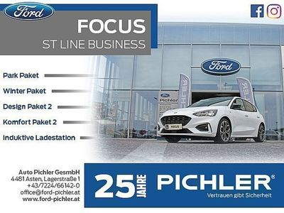 gebraucht Ford Focus ST-Line Business 1,0 Ecob. 125PS, LEASING AKTION