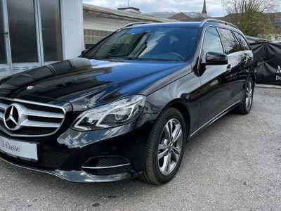 gebraucht Mercedes E220 BlueTEC 4MATIC Elegance Aut.