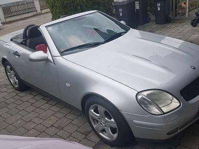 gebraucht Mercedes 230 SLK-Klasse R170Kompressor Cabrio / Roadster