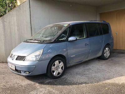 gebraucht Renault Espace 2.2 DCi Kombi / Family Van