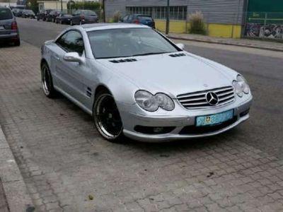 gebraucht Mercedes SL55 AMG SL-KlasseAMG Cabrio / Roadster