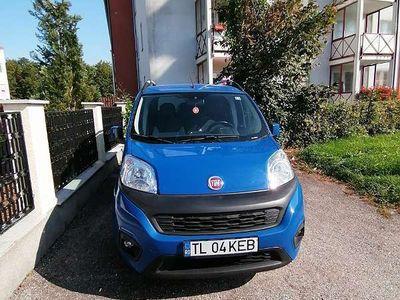 gebraucht Fiat Fiorino Qubo Kombi / Family Van