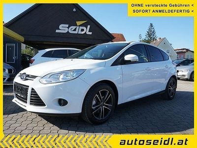 "used Ford Focus Trend 1,0 EcoBoost *16""ALU+CLIMATRONIC*"