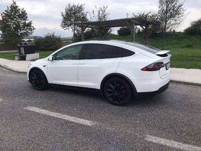 gebraucht Tesla Model X P90D Signatur Edition