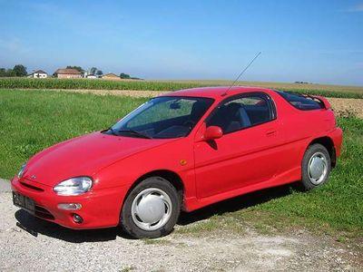 gebraucht Mazda MX3 1,6i YOUNGTIMER Sportwagen / Coupé